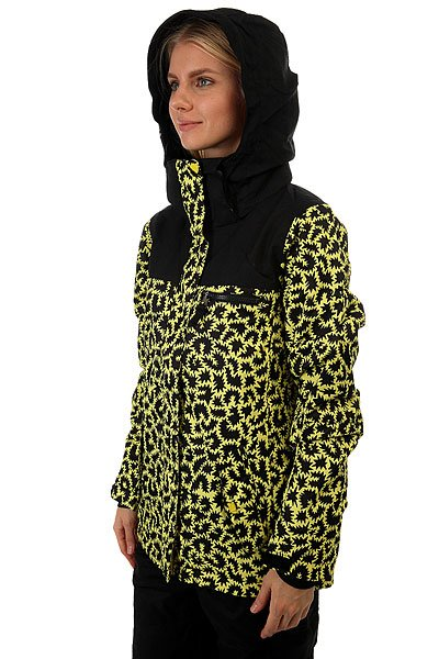 Куртка женская Roxy Rx Jetty Blo Jk Hattie Stewart Zigza