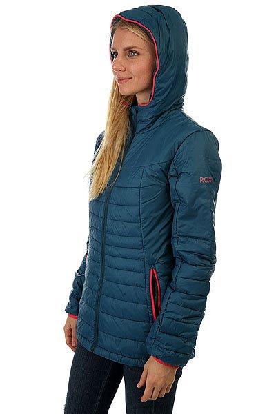 Куртка зимняя женская Roxy Highlight Legion Blue