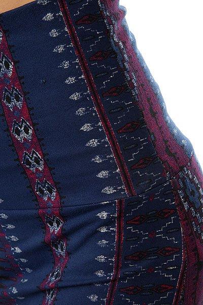 Юбка женская Roxy Wind Sayra Blue Print