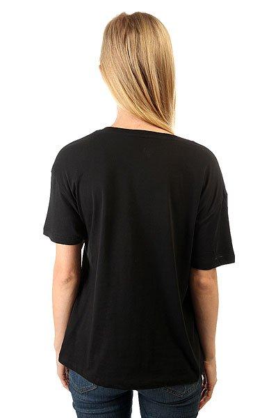 Футболка женская Billabong Basic Tee Black