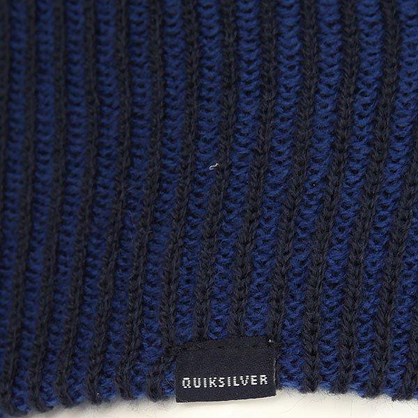 Шапка носок Quiksilver Preference Navy Blazer