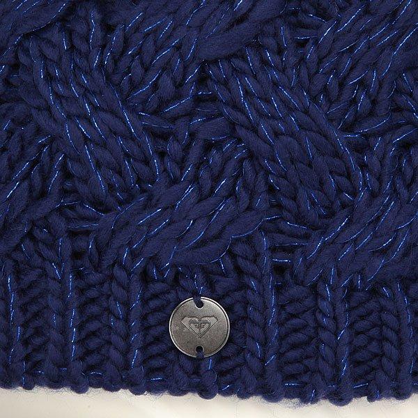 Шапка женская Roxy Love&snowbeanie Blue Print