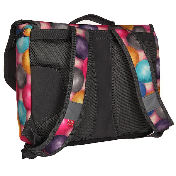 Рюкзак школьный женский Rip Curl Bubble Satchel Purple