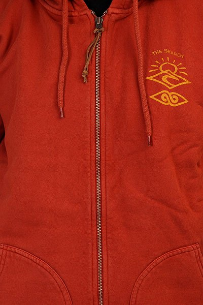 Толстовка классическая Rip Curl Back To The Search Hz Fleece Picante