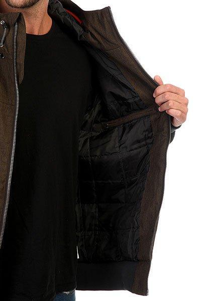 Куртка Rip Curl One Shot Anti Jacket Seal Brown