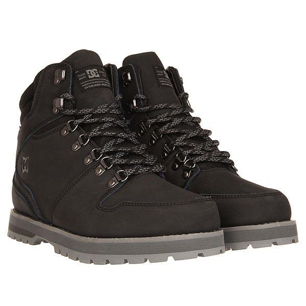 Ботинки зимние DC Peary Grey/Black