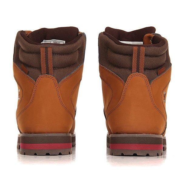 Ботинки высокие DC Peary Cocoa