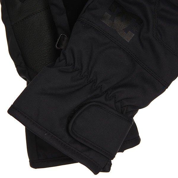 Перчатки сноубордические детские DC Seger Glove Black