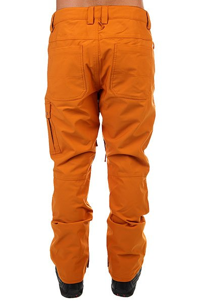 Штаны сноубордические Quiksilver Reason Pumpkin Spice