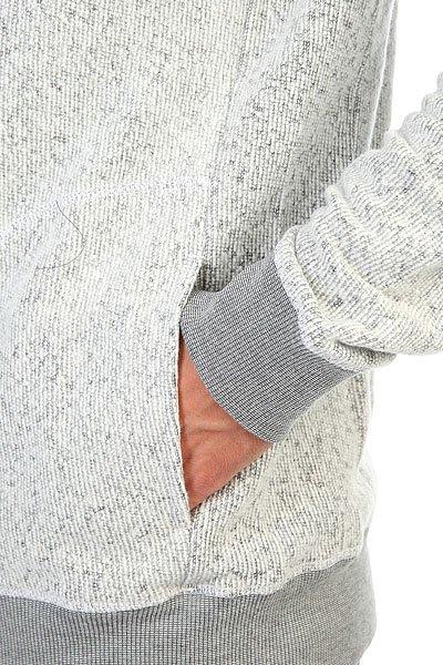 Толстовка классическая Billabong Arica Zip Hood Asphalt