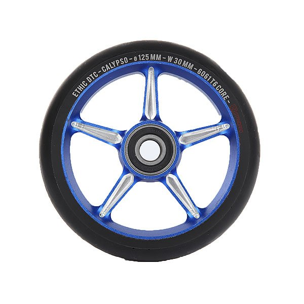 Колесо для самоката Ethic Calypso Wheel 125mm Blue