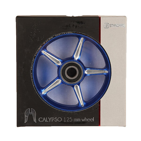 Колесо для самоката Ethic Calypso Wheel 125mm Blue