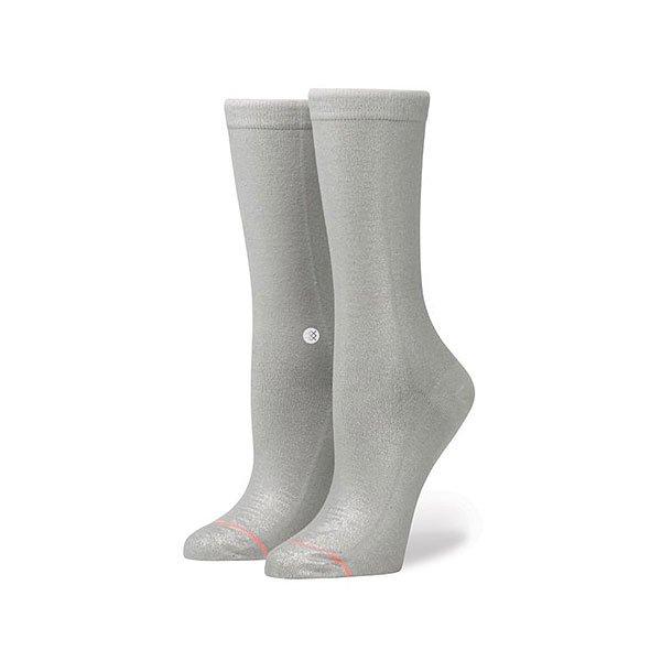 Носки средние женские Stance Silver Bullet Sil