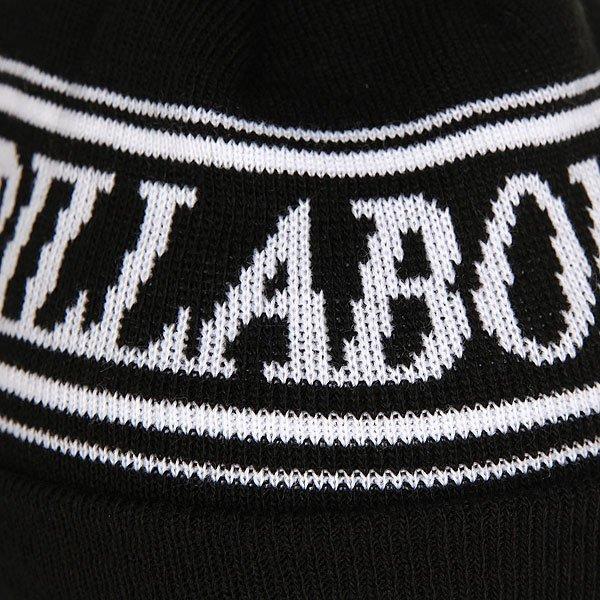 Шапка Billabong Linus Real Black