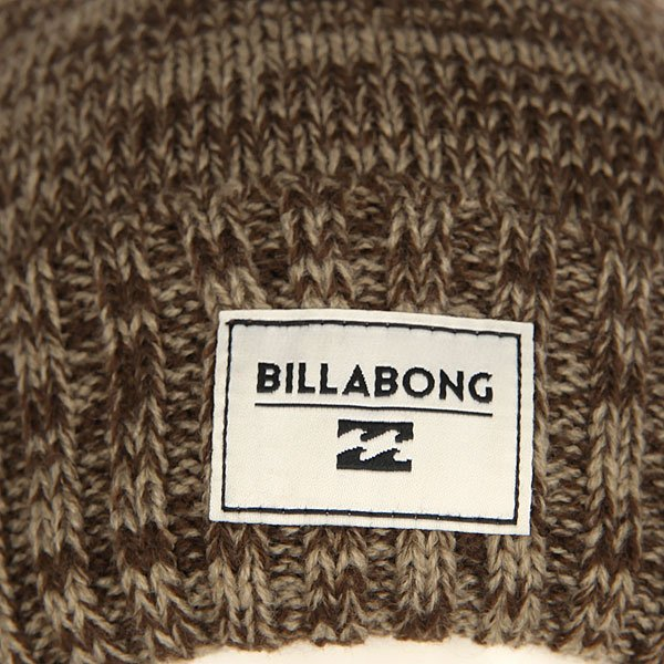 Шапка Billabong Vince Chocolate