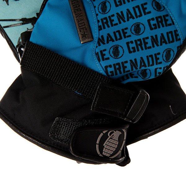 Перчатки сноубордические Grenade Huey Blue