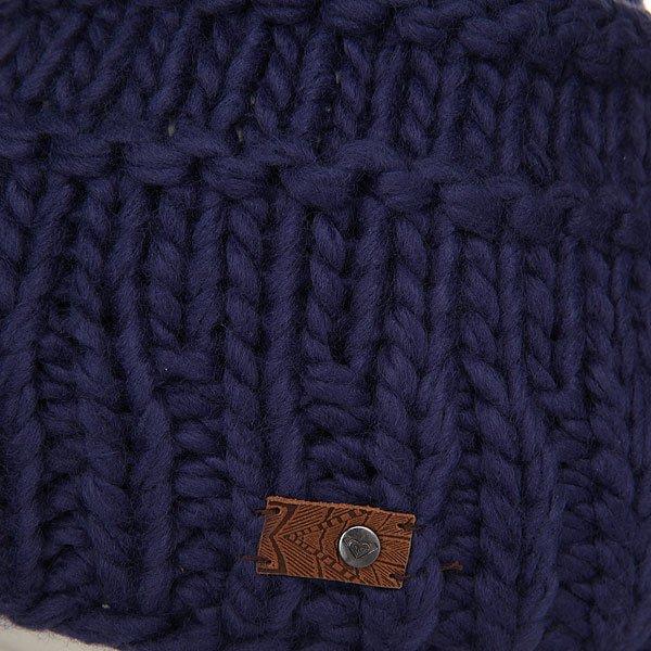 Шапка женская Roxy Winter Blue Print