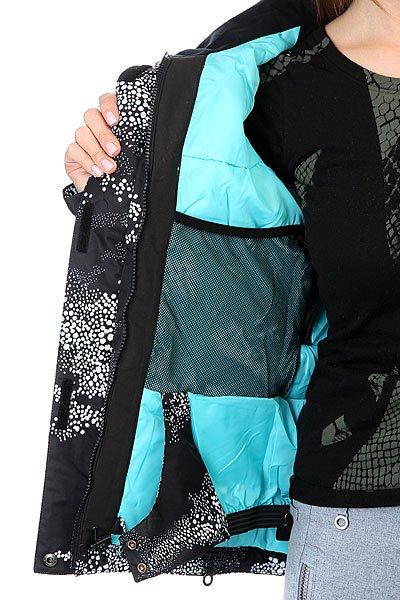 Куртка женская Roxy Jet Ski Cloudofdots True Bla