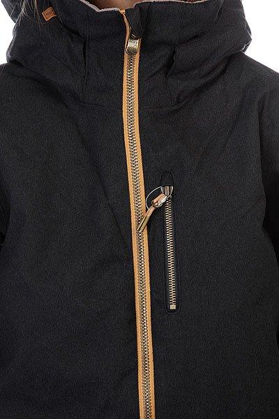 Куртка женская Roxy Hartley True Black