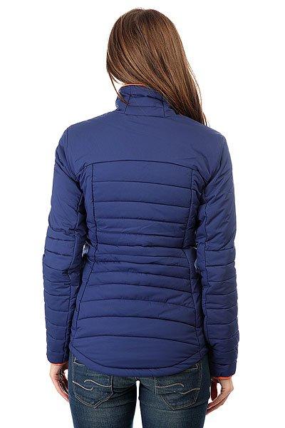Куртка женская Roxy Highlight Blue Print