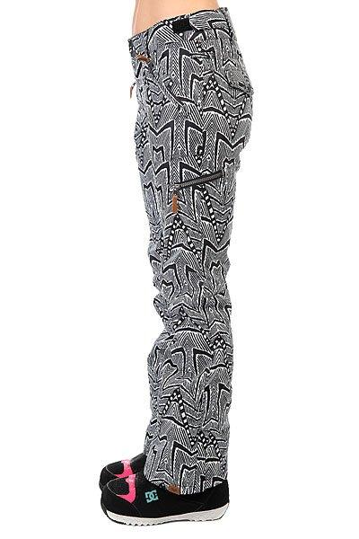 Штаны сноубордические женские Roxy Nadia Mauritius Daze Egret