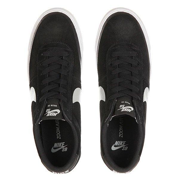 Кеды низкие Nike Bruin Sb Premium Black