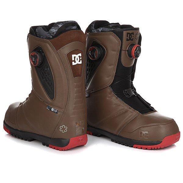 Ботинки для сноуборда DC Judge Dark Brown