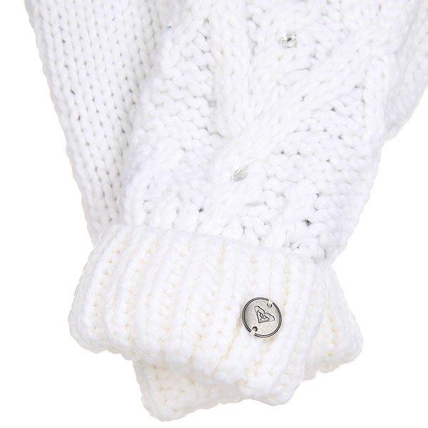 Варежки женские Roxy Shootstarmitten Bright White