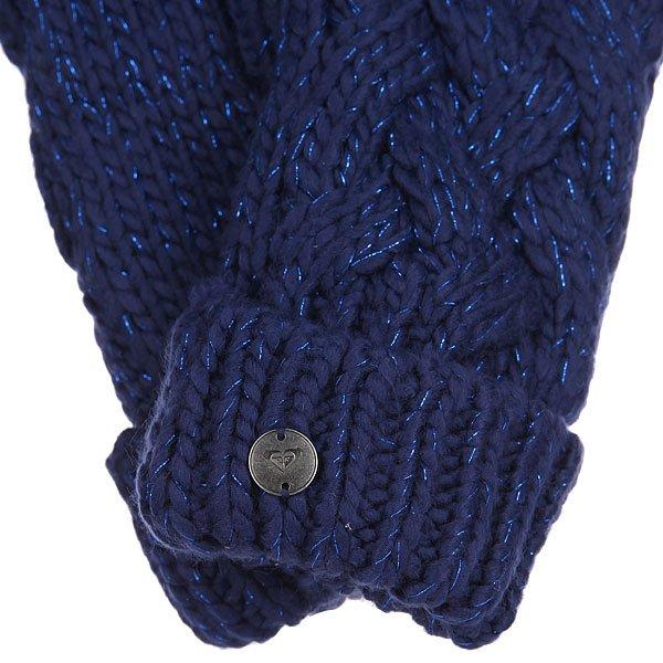 Варежки женские Roxy Love&snowmitten Blue Print