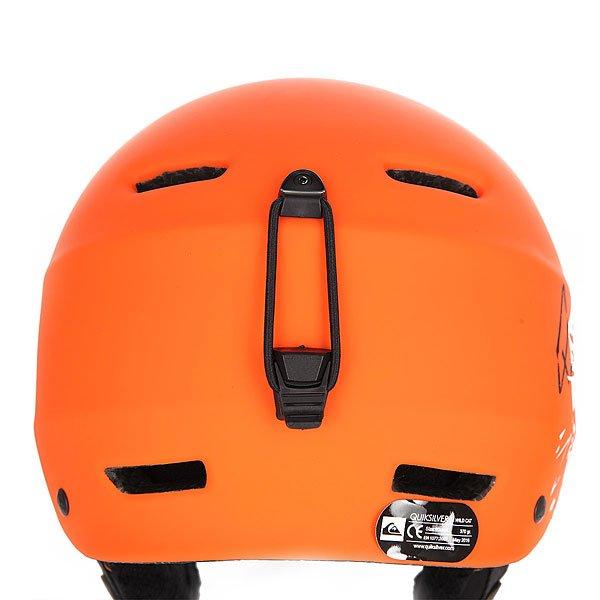 Шлем для сноуборда Quiksilver Wildcat Flame