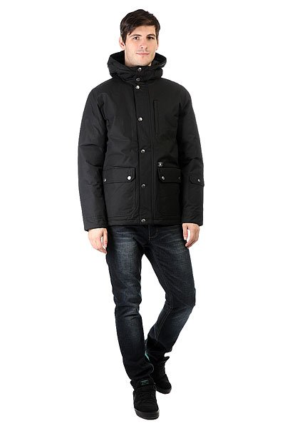 Куртка зимняя DC Gibside Black