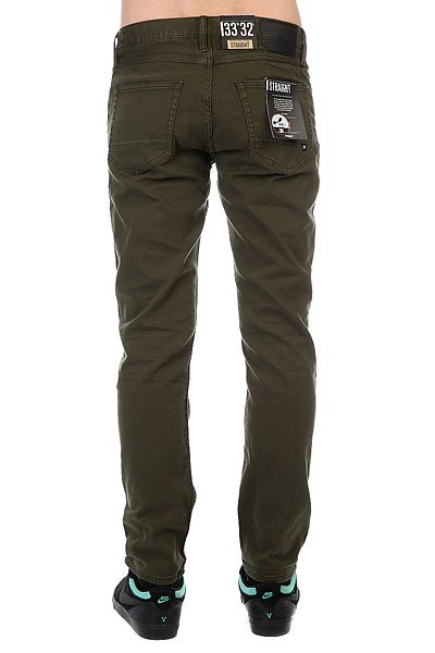 Прямые джинсы DC SHOES Colour