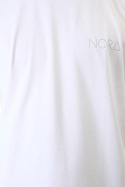 Футболка Nord Logo White