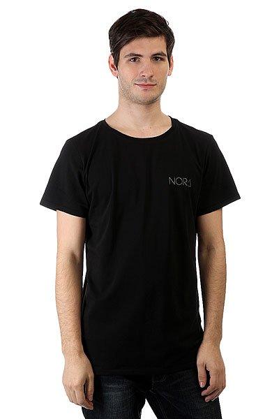 Футболка Nord Logo Black