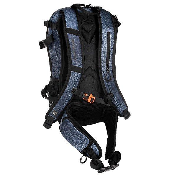 Рюкзак туристический Quiksilver Qs X Jd Black