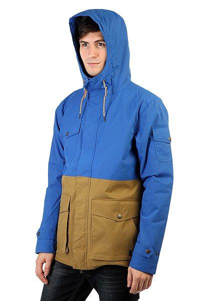 Куртка DC Tick Nautical Blue