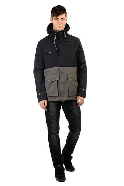 Куртка DC Tick Black