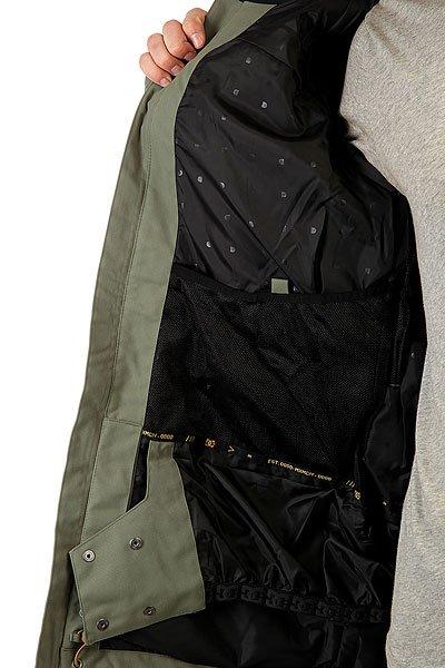 Куртка DC Clout Four Leaf Clover
