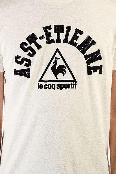 Футболка Le Coq Sportif Goitou Marshmallow