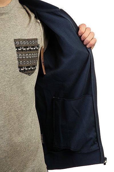 Бомбер Le Coq Sportif Rayure Veste Dress Blues