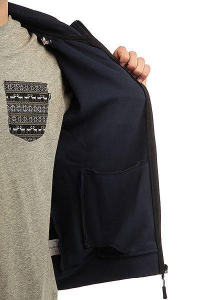 Толстовка классическая Le Coq Sportif Lcs Tech Dress Blues