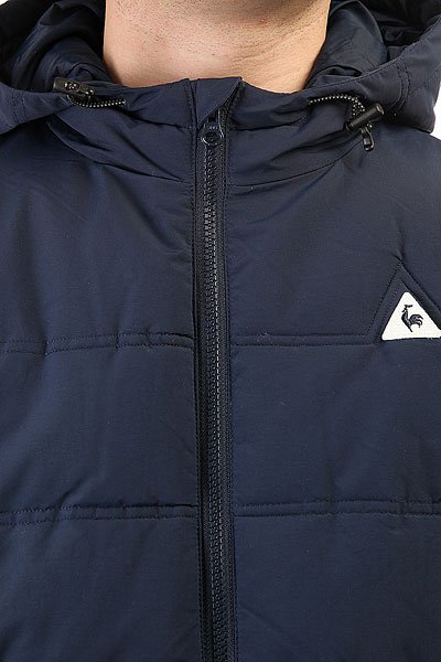 Куртка зимняя Le Coq Sportif Bavone Dress Blues