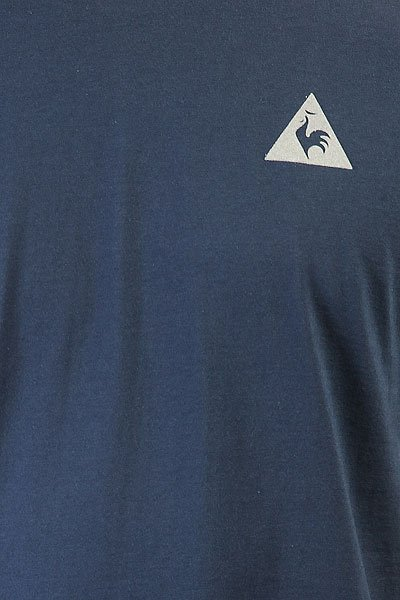 Футболка Le Coq Sportif Fruiba Dress Blues/Light Heathe