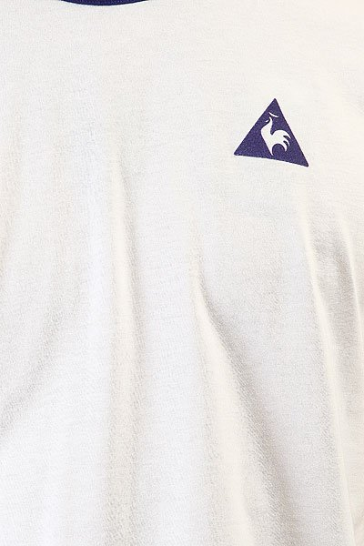 Футболка Le Coq Sportif Fruiba Opt White/Ultra Blue