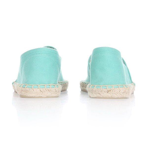 Эспадрильи Soludos Original Dali Beach Glass Green