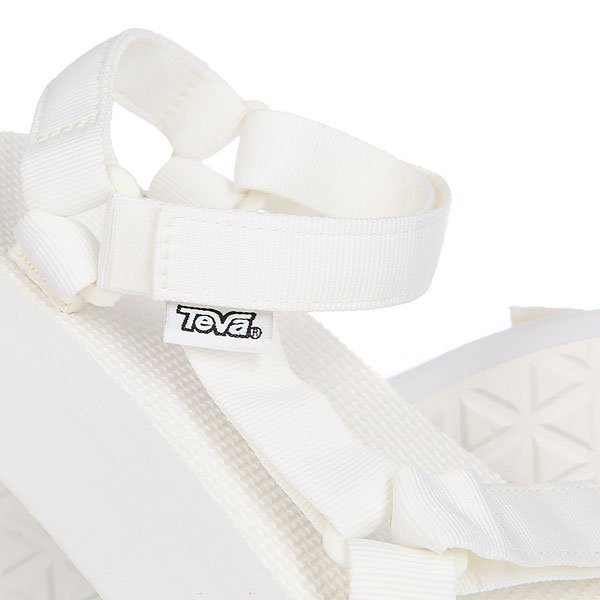 Сандалии женские Teva Flatform Universal Bright White