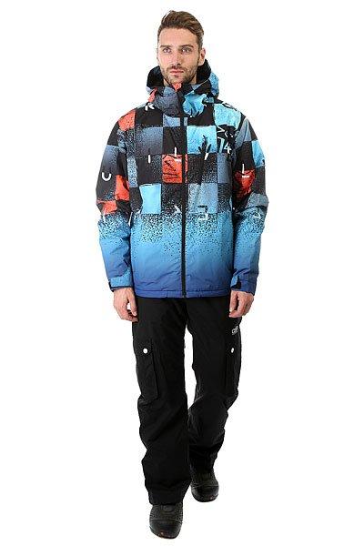 Куртка Quiksilver Mission Mtn Exc Chakalapaki Gradient