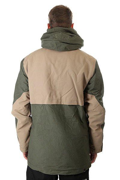 Куртка Quiksilver Horizon Forest Night