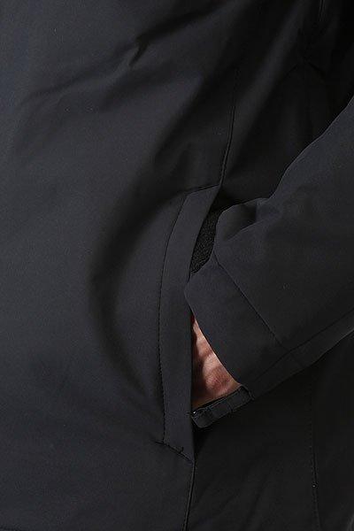 Куртка Quiksilver Mission Plus Black