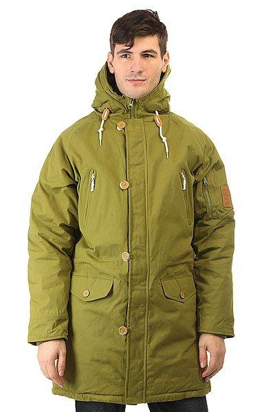 Куртка парка TrueSpin Cold City Pistachio